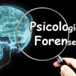 ¿Para qué sirve la psicología forense?