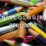 ¿Cómo influye la psicología del color en su vida diaria?