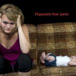 Depresión post-parto, síntomas
